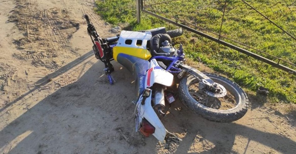 PODKARPACIE: Zderzenie motocykla z audi. 2-letnie dziecko i 15-latek w szpitalu  - Zdjęcie główne