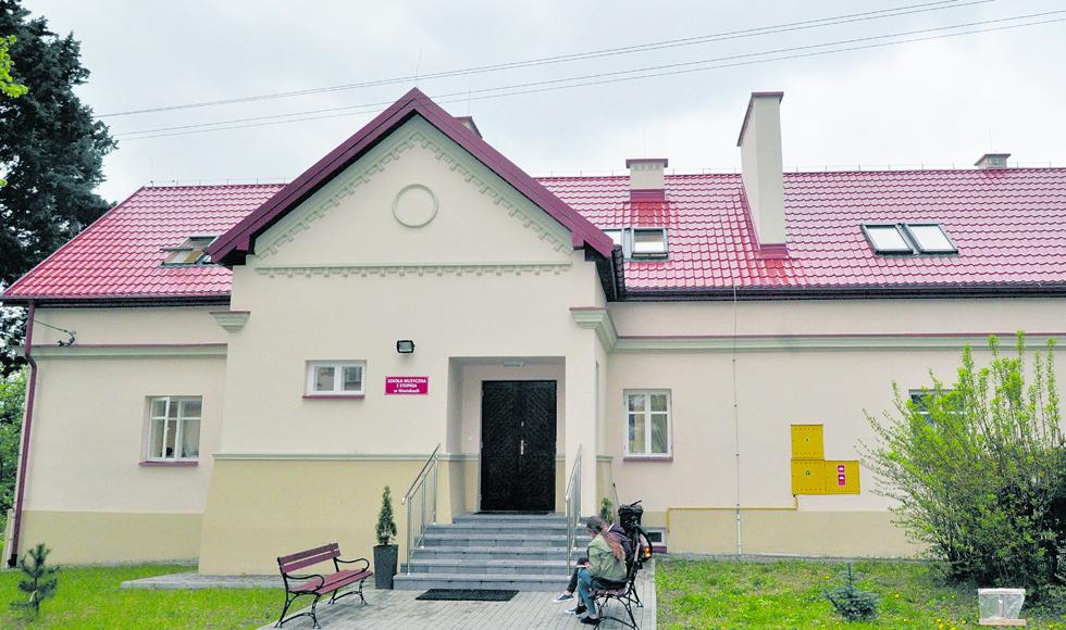 Szykuje się remont. Sto tysięcy złotych z ministerstwa dostała Szkoła Muzyczna I stopnia w Niwiskach.  - Zdjęcie główne