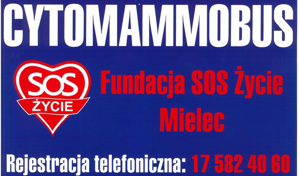 22 i 23 listopada na placu obok stadionu w Kolbuszowej stanie cytomammobus - Zdjęcie główne