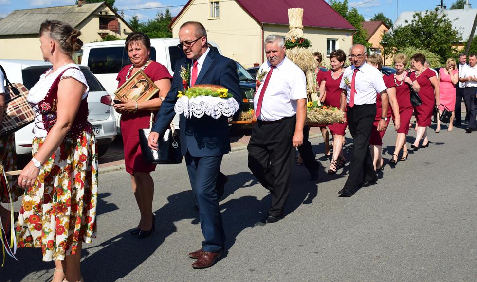 Termin dożynek gminy Kolbuszowa 2018 został już ustalony. W tym roku gospodarzem imprezy będzie Bukowiec - Zdjęcie główne