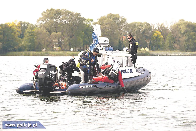 Województwo podkarpackie. Śmierć nad wodą, utonęli dwaj mężczyźni. - Zdjęcie główne