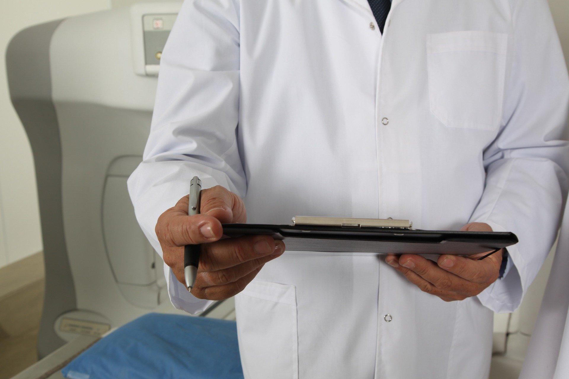 Z REGIONU. Nowy sprzęt rehabilitacyjny i ultrasonograf w mieleckim szpitalu  - Zdjęcie główne