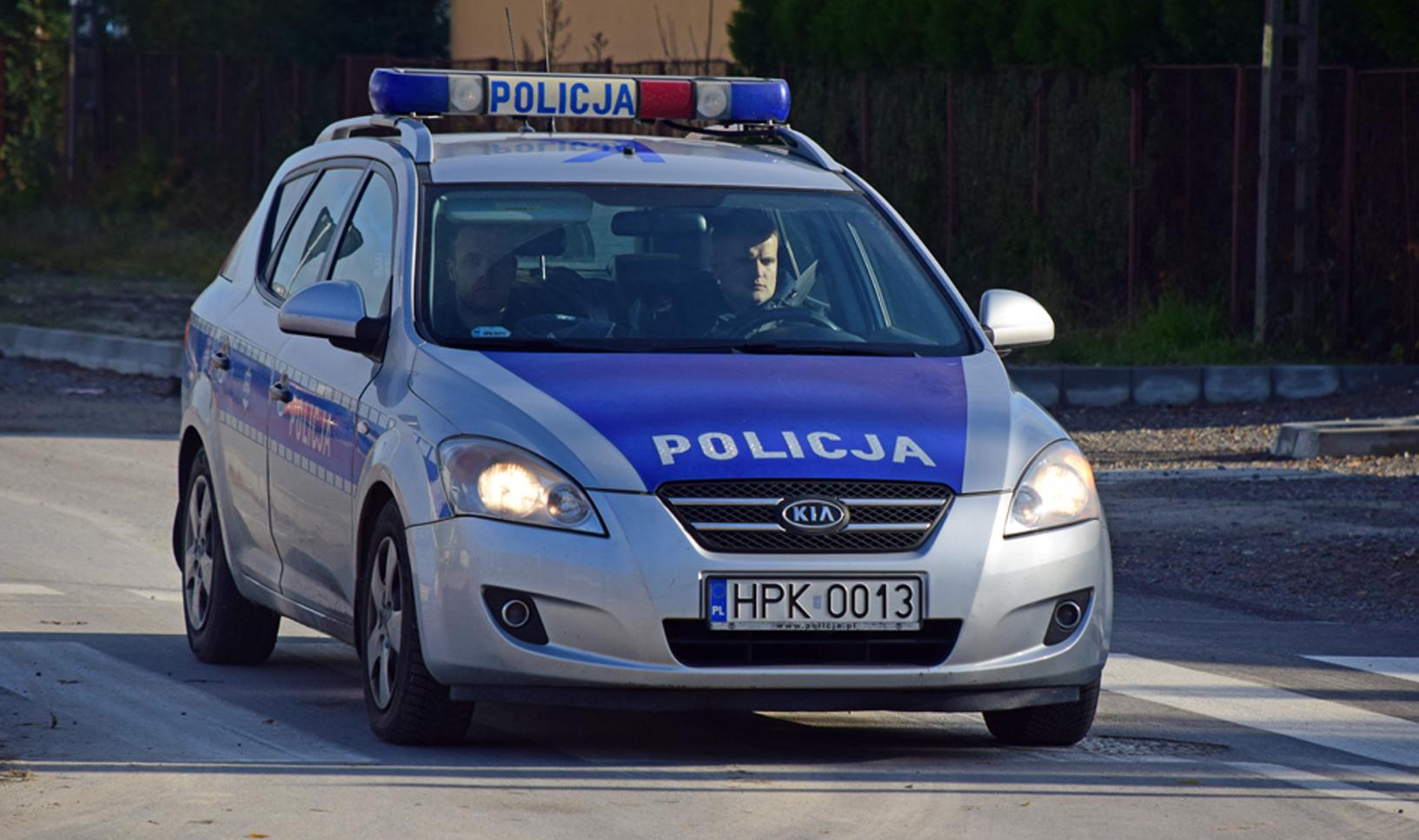 Kolizja na ul. Tarnobrzeskiej w Kolbuszowej - Zdjęcie główne