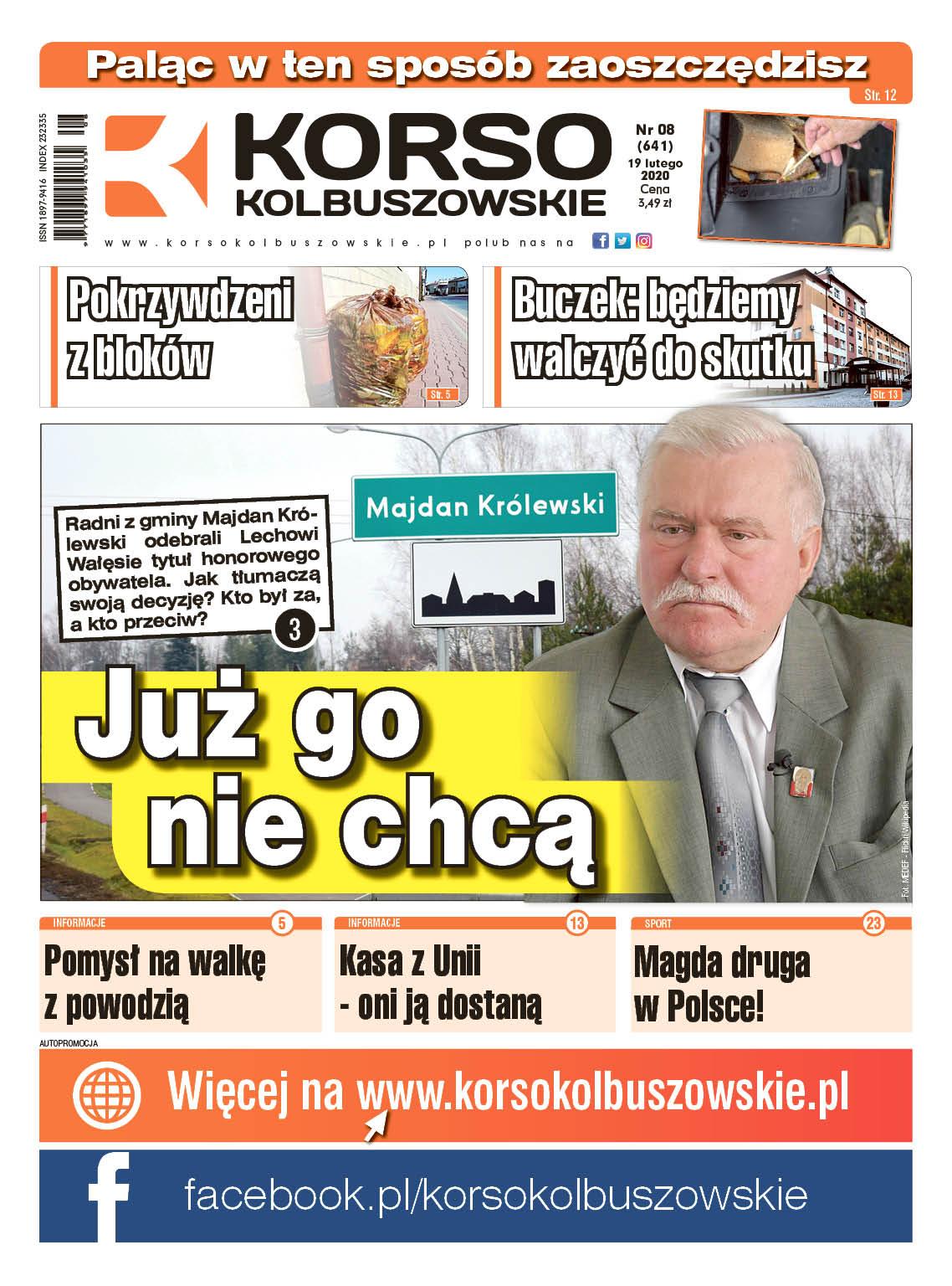 Korso Kolbuszowskie - nr 8/2020 - Zdjęcie główne