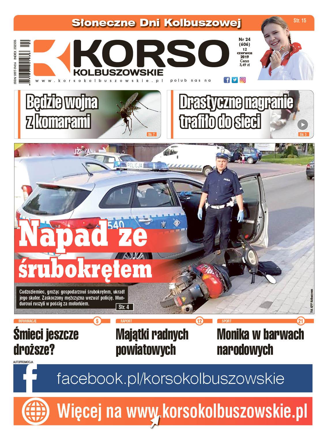 Korso Kolbuszowskie - nr 24/2019 - Zdjęcie główne