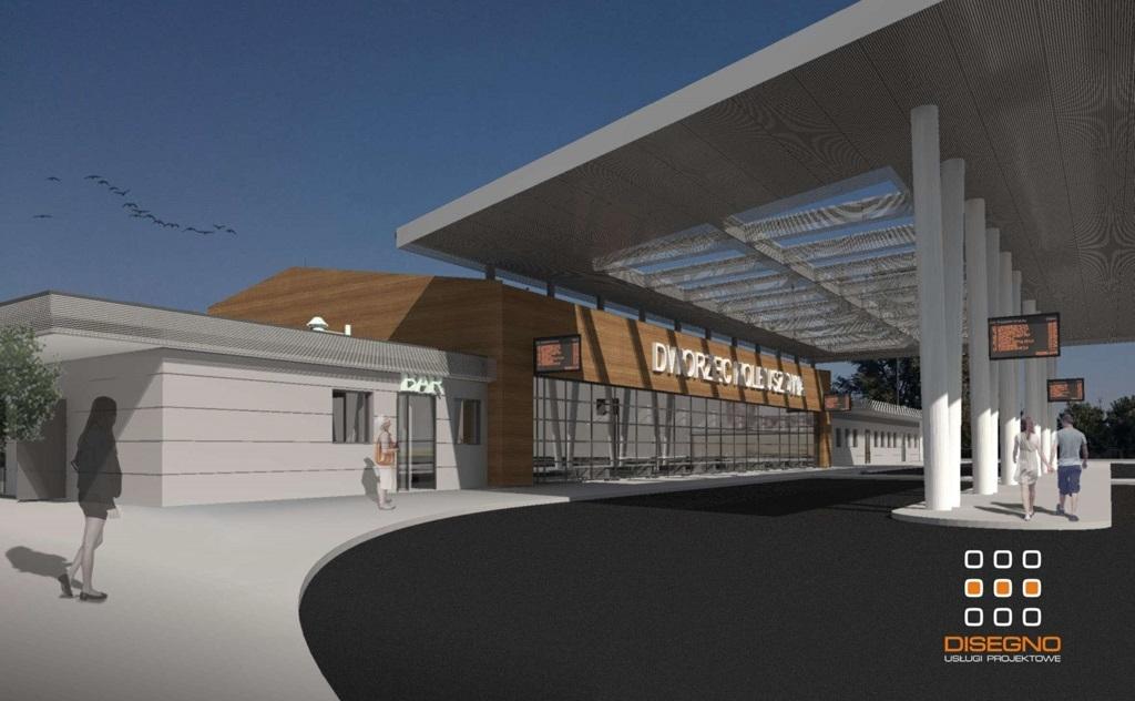 Oferty dotyczące przebudowy dworca w Kolbuszowej już otwarte - Zdjęcie główne