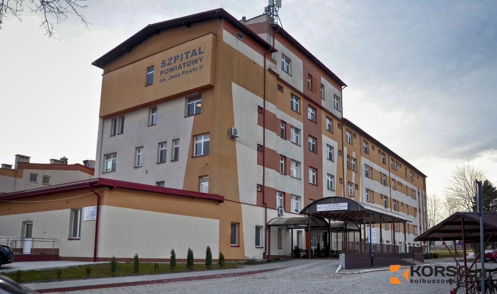 Koronawirus w kolbuszowskim szpitalu  - Zdjęcie główne