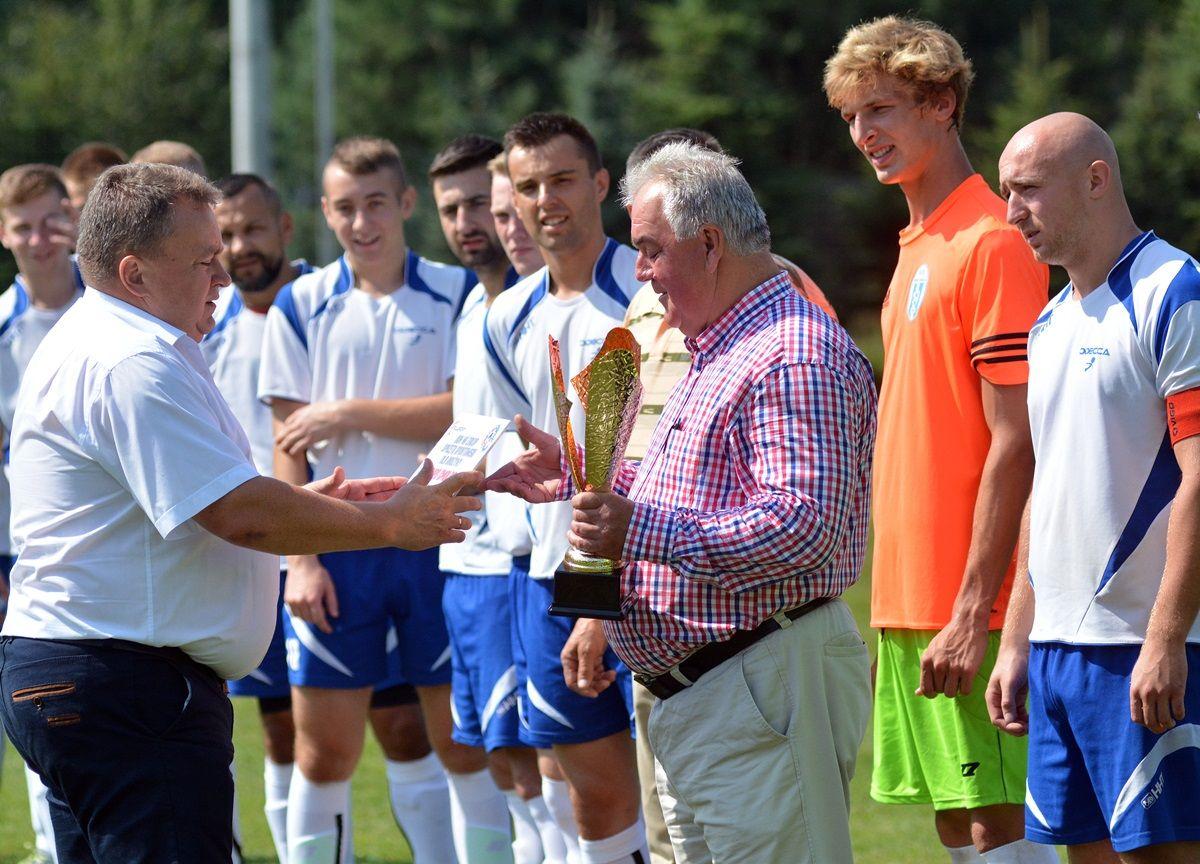 Jubileusz Klubu Sportowego Tempo Cmolas. W niedzielę klub będzie obchodził swoje 50 urodziny  - Zdjęcie główne