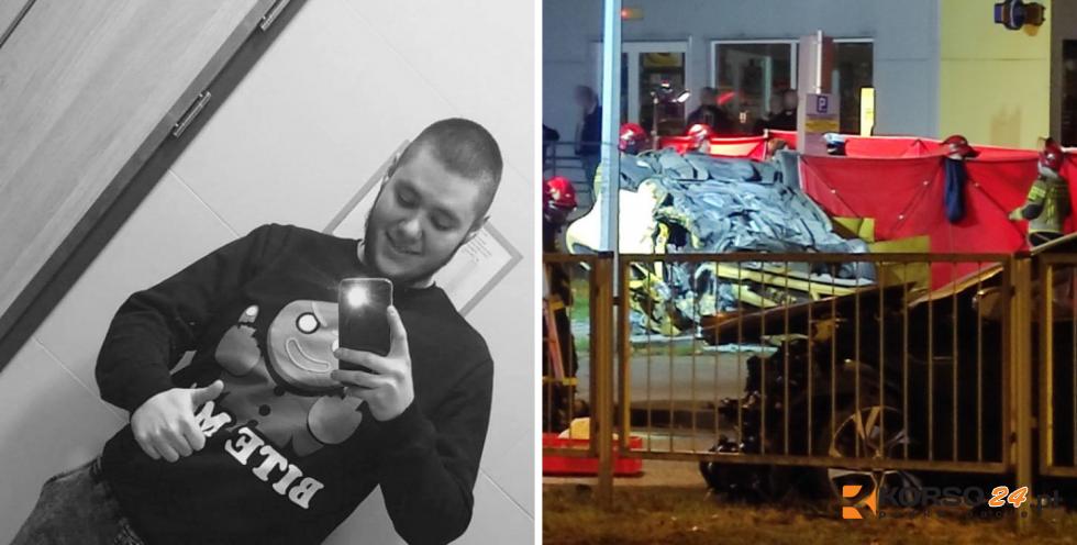 Region. 22-latek zginął w tragicznym wypadku. Trwa zbiórka dla rodziny - Zdjęcie główne