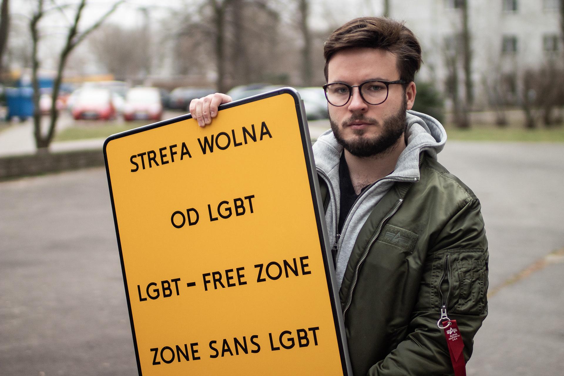Podkarpacie. Bart Staszewski o strefach wolnych od LGBT [WYWIAD] - Zdjęcie główne