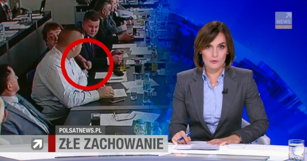 Z REGIONU. Polsat o słynnej już sesji z butelką w roli głównej [FILM] - Zdjęcie główne