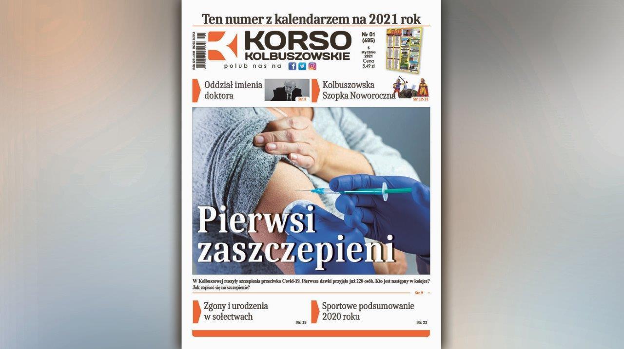 Nowe wydanie Korso Kolbuszowskie - nr 1/2021 - Zdjęcie główne