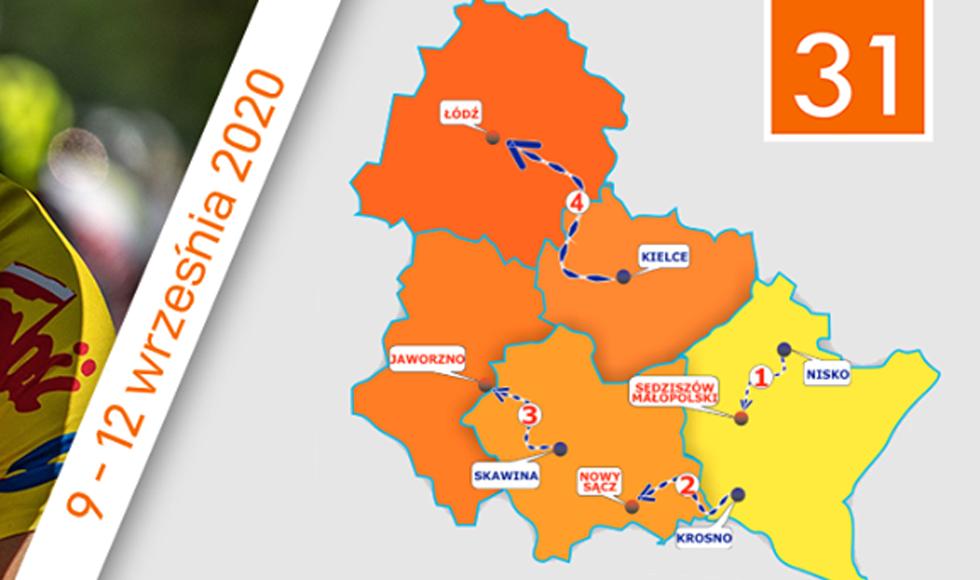Międzynarodowy wyścig. Znamy przebieg całej trasy przez powiat kolbuszowski  - Zdjęcie główne