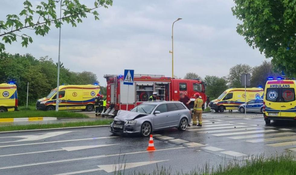 Region: Tragiczny wypadek w Rzeszowie  - Zdjęcie główne
