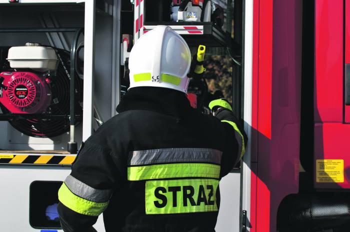 Wyższe emerytury dla druhów z ochotniczych straży pożarnych  - Zdjęcie główne
