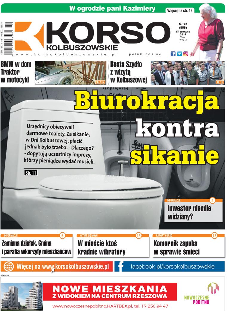 Korso Kolbuszowskie - nr 23/2018 - Zdjęcie główne
