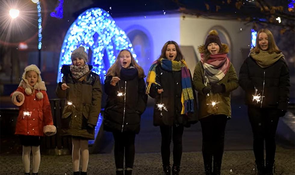 Świąteczny teledysk z Kolbuszowej |WIDEO| - Zdjęcie główne
