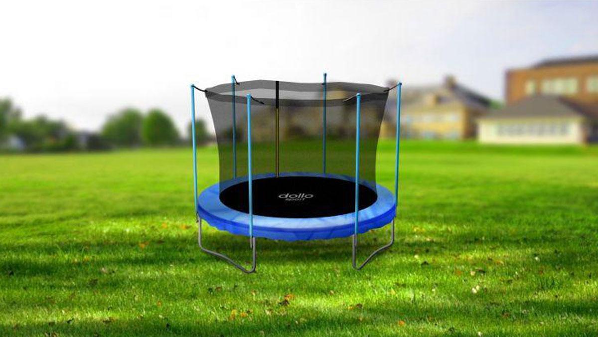 O czym nie możesz zapomnieć wiosną? O trampolinie dla dzieci! - Zdjęcie główne
