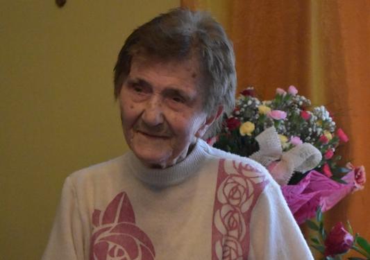 Podkarpacie: Helena Kocur ukończyła 102 lata. To jedna z najstarszych mieszkanek województwa - Zdjęcie główne