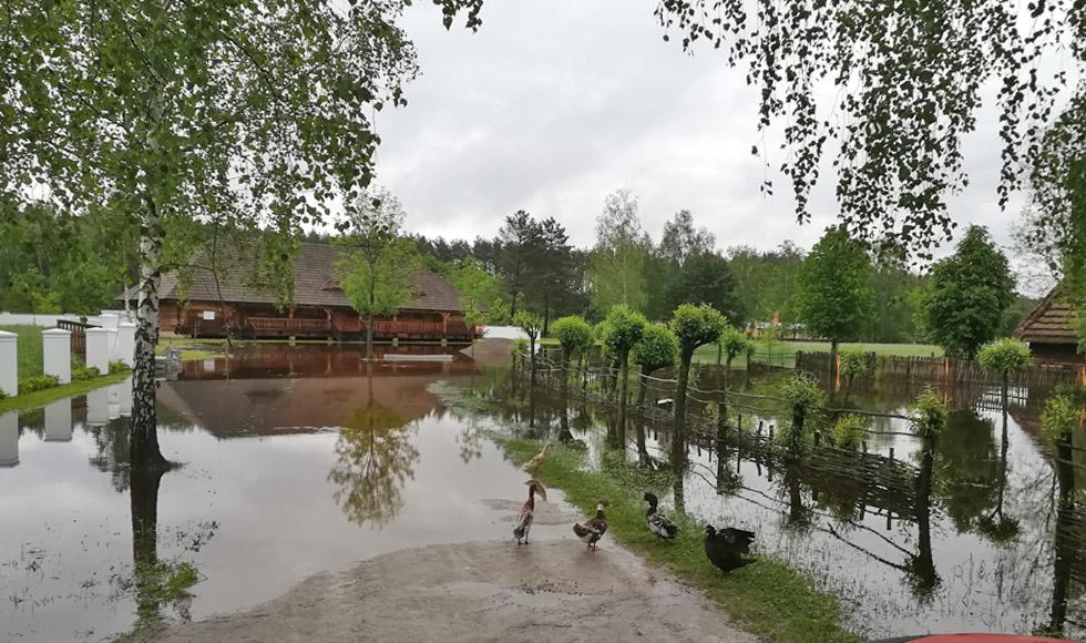 Skansen w Kolbuszowej zamknięty do odwołania - Zdjęcie główne