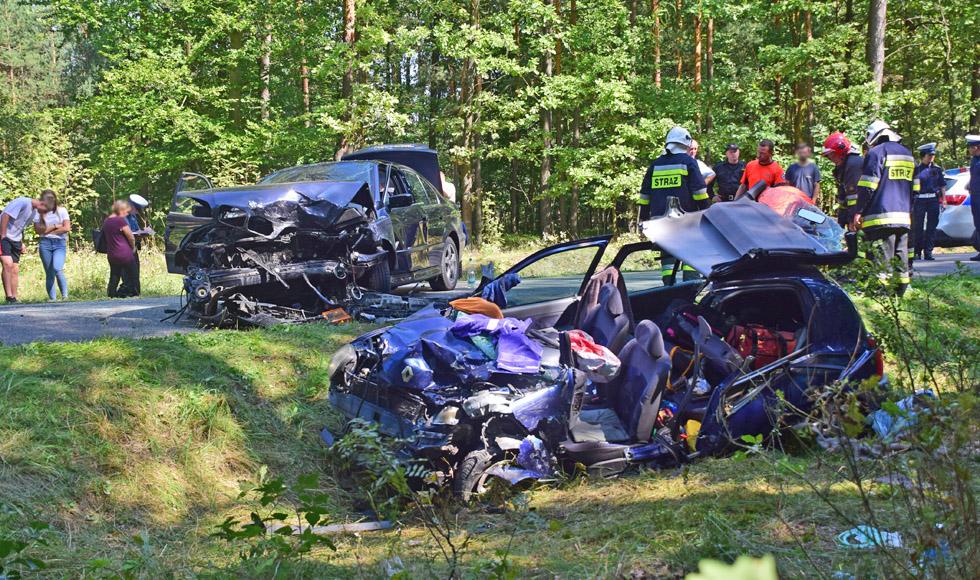 Kolbuszowska policja podsumowała 2017 rok. Na drogach naszego powiatu zginęło mniej osób, niż rok wcześniej  - Zdjęcie główne