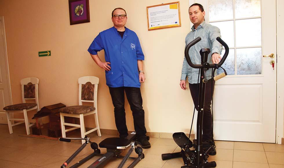 W Cmolasie za darmo można wypożyczyć sprzęt rehabilitacyjny - Zdjęcie główne
