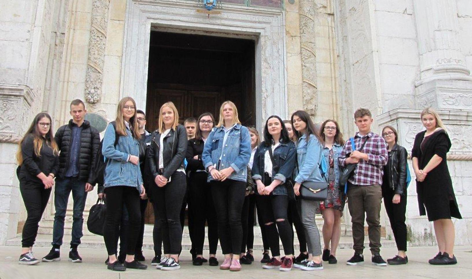Włoskie praktyki uczniów ZST w Kolbuszowej  - Zdjęcie główne
