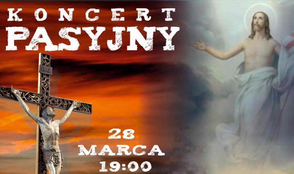 Koncert pasyjny i wielkanocny na żywo z Zarębek  - Zdjęcie główne