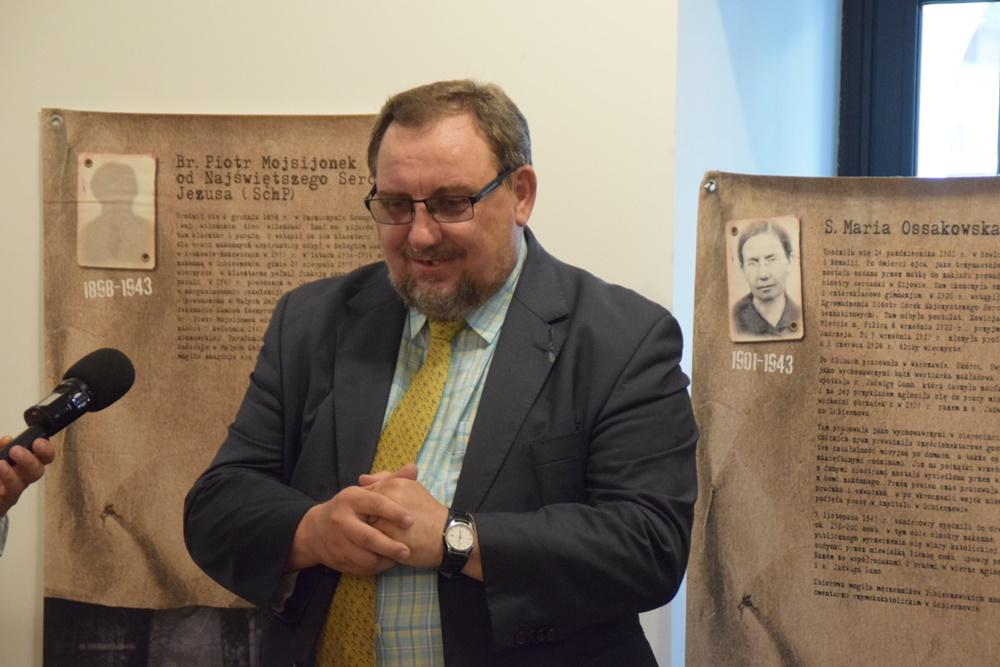 Otwarcie wystawy Niedokończone Msze Wołyńskie. MDK w Kolbuszowej zaprasza - Zdjęcie główne