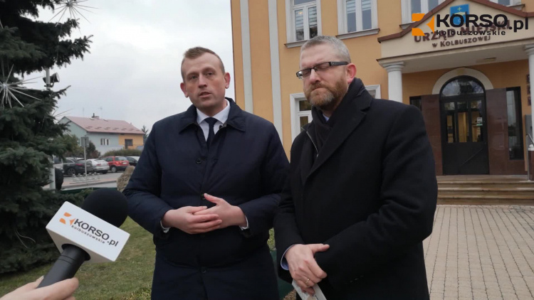 Braun i Buczek o niezatwierdzonym projekcie budżetu Kolbuszowej [VIDEO] - Zdjęcie główne
