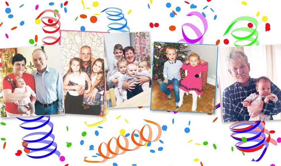 Czytelnicy wysyłają życzenia z okazji Dnia Babci i Dziadka - Zdjęcie główne