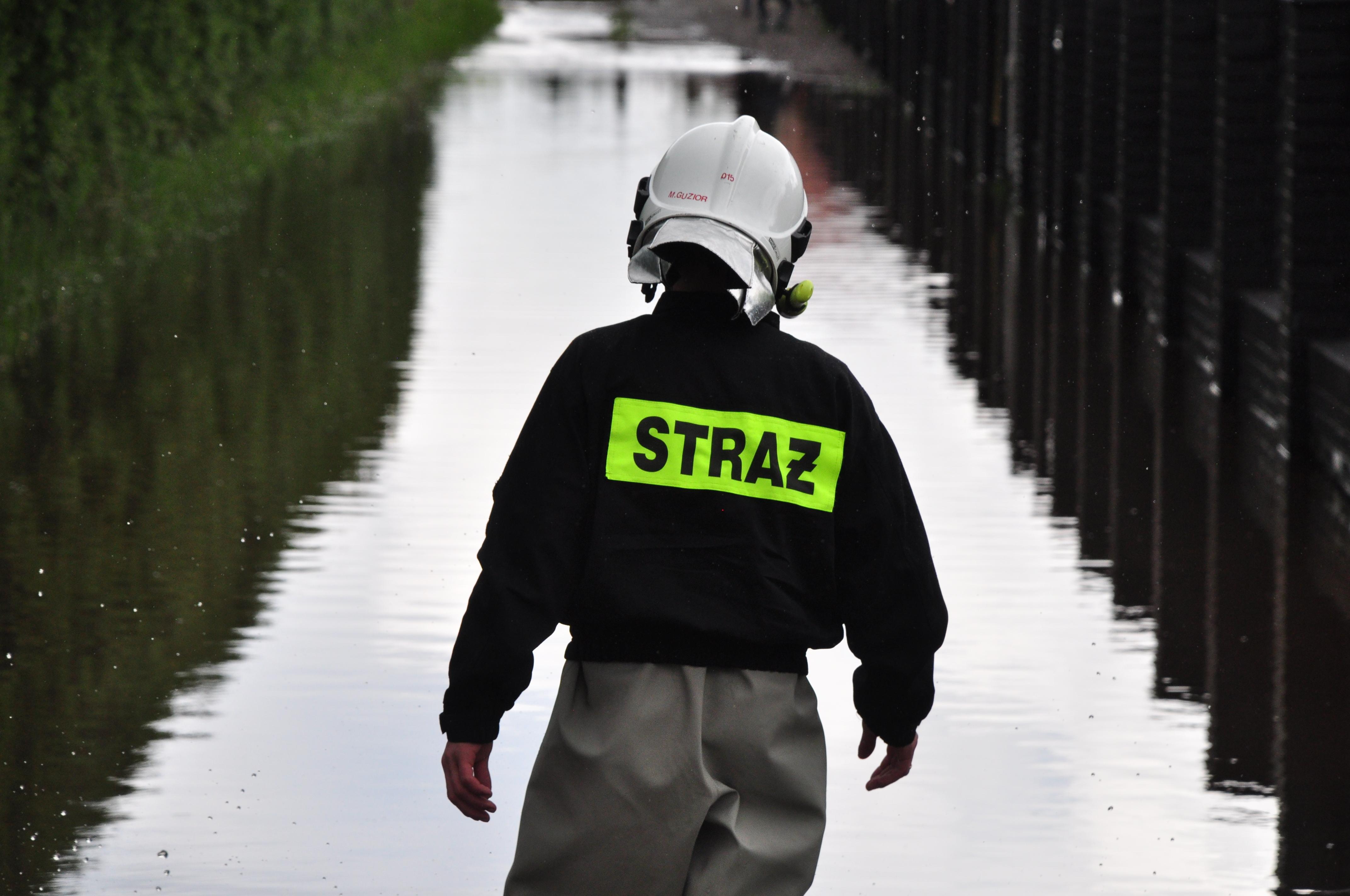 Alarm powodziowy już nie tylko w Kolbuszowej, ale w całym powiecie kolbuszowskim - Zdjęcie główne