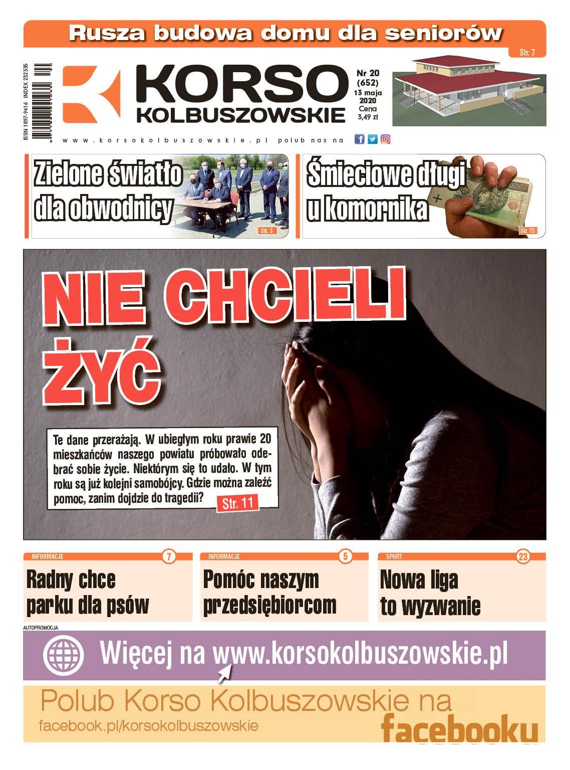 Korso Kolbuszowskie - nr 20/2020 - Zdjęcie główne