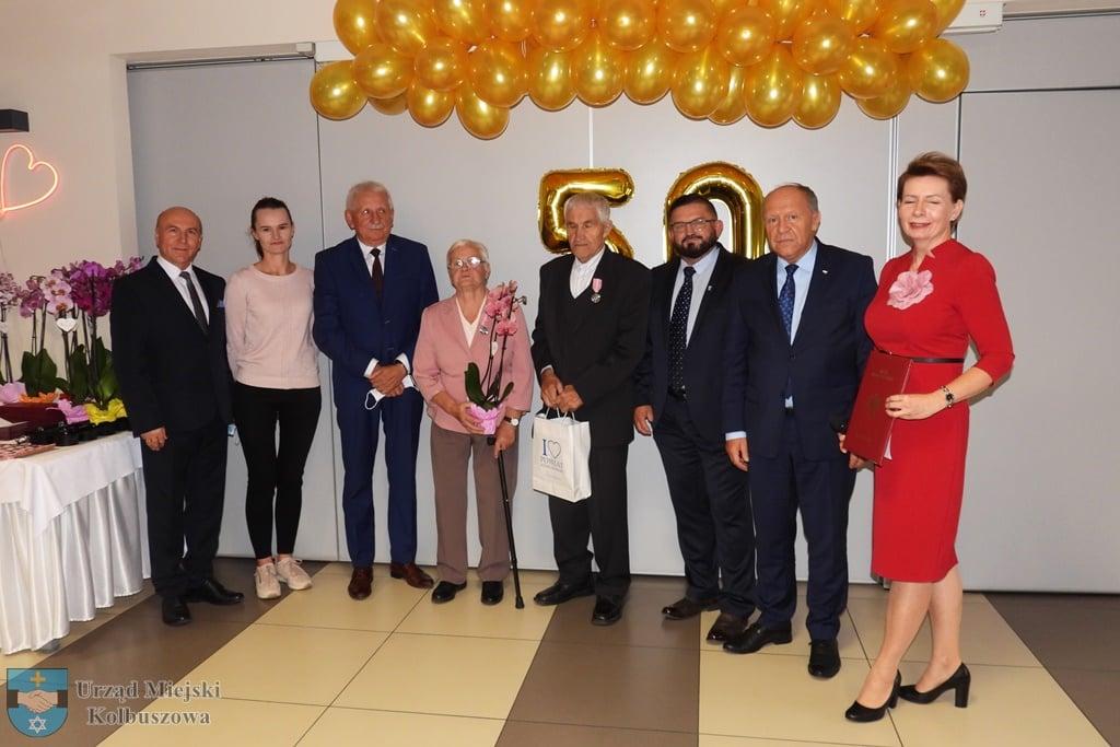 Złote pary z gminy Kolbuszowa. Przeżyli razem ponad 50 lat! [ZDJĘCIA - LISTA NAZWISK] - Zdjęcie główne