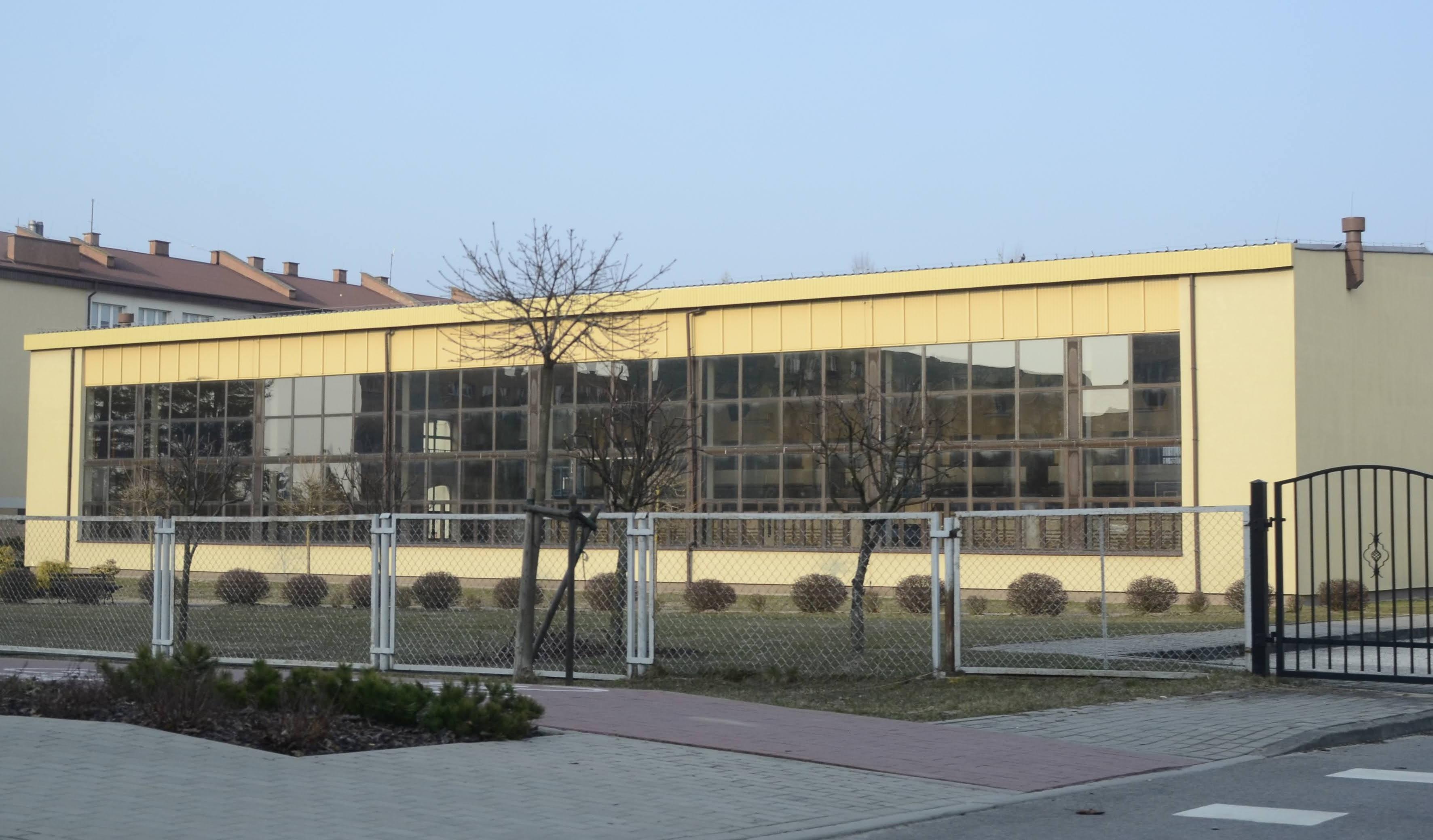 Duże zmiany w hali sportowej przy liceum w Kolbuszowej - Zdjęcie główne