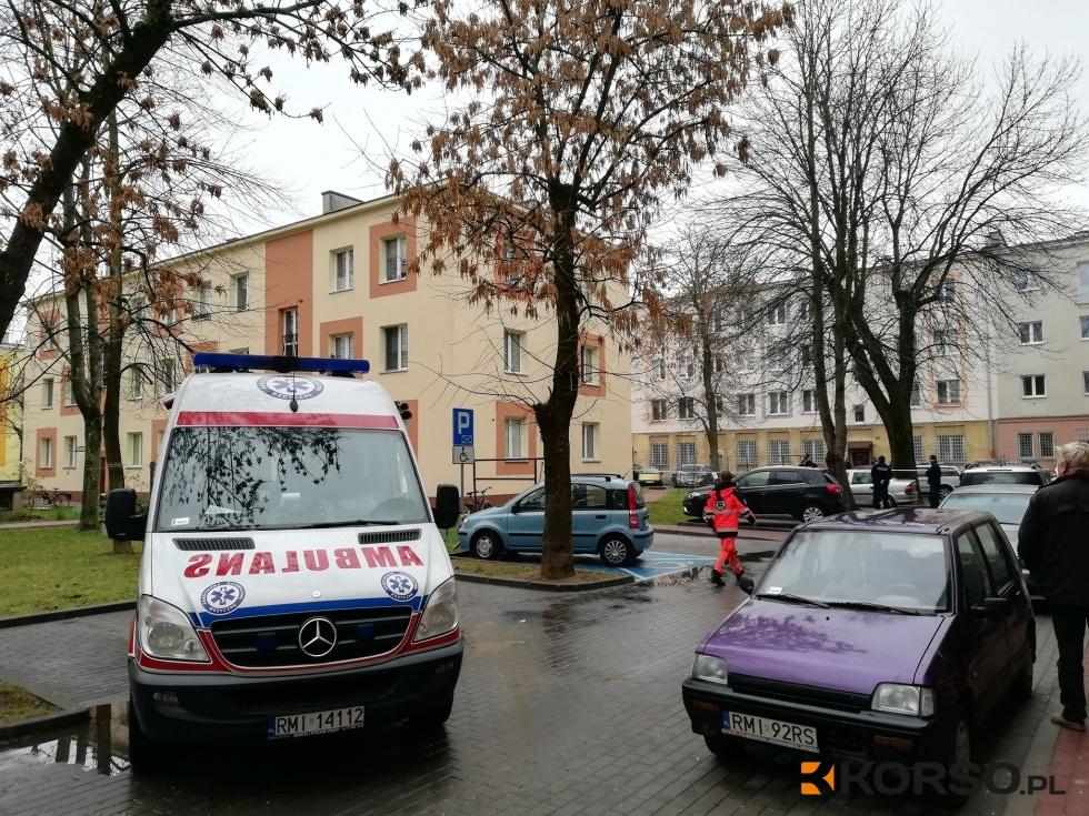 Groźba wybuchu i ewakuacja bloków w Mielcu | FOTO | WIDEO | - Zdjęcie główne