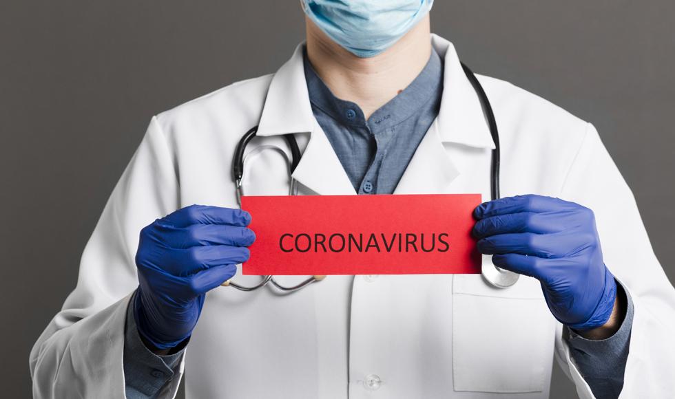 Z całą pewnością nie ma jeszcze szczytu zakażeń koronawirusem - Zdjęcie główne