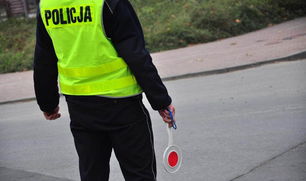 Podkarpacie. Policjanci zatrzymali 32-latka i znaleźli u niego dwa woreczki z białą, skrystalizowaną substancją - Zdjęcie główne