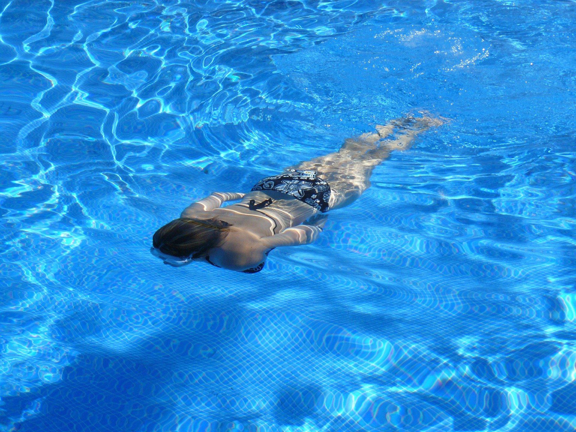 Od jutra otwarty basen w Cmolasie  - Zdjęcie główne