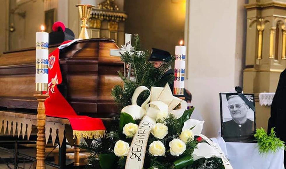 Pogrzeb ks. Wiesława Augustyna. Transmisja na żywo [WIDEO] - Zdjęcie główne