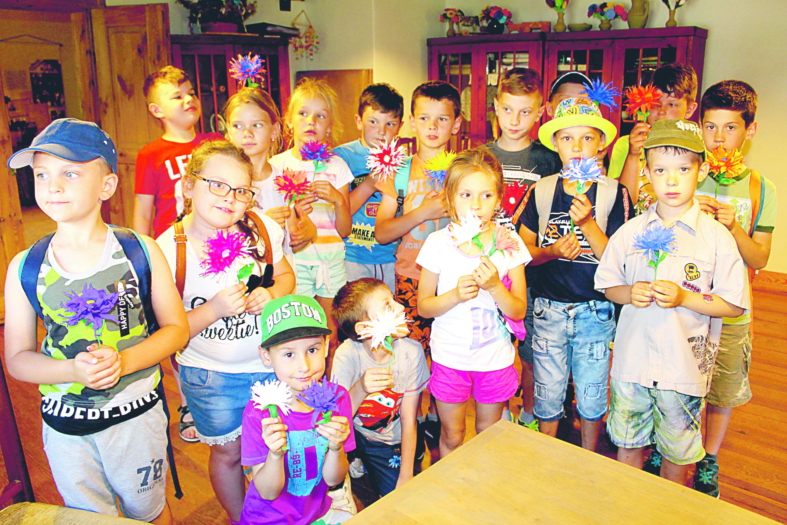 Gmina Raniżów. Aktywne popołudnia dla uczniów Szkoły Podstawowej w Mazurach. Spotkanie z kulturą i rękodziełem. - Zdjęcie główne