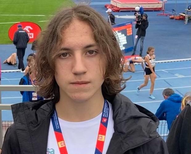 Bartek Sawuła był o krok od wywalczenia medali mistrzostw Polski - Zdjęcie główne