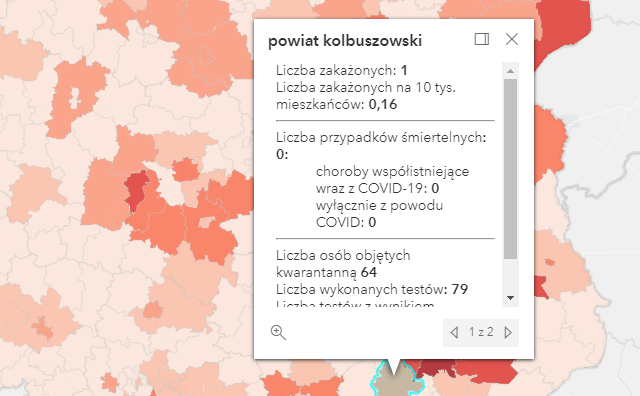 Zakażenia koronawirusem na Podkarpaciu [wtorek - 14 września] - Zdjęcie główne