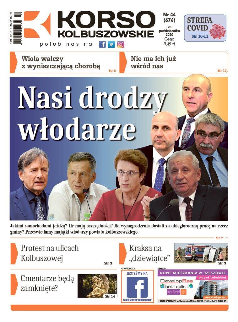 Korso Kolbuszowskie - nr 44/2020 - Zdjęcie główne
