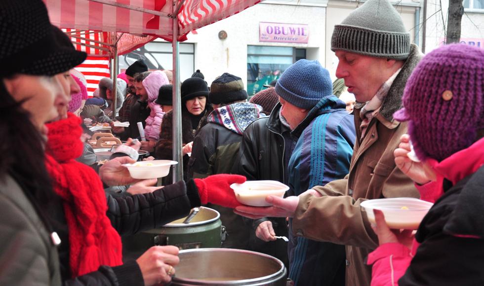 Wigilia na kolbuszowskim rynku po raz siódmy  - Zdjęcie główne