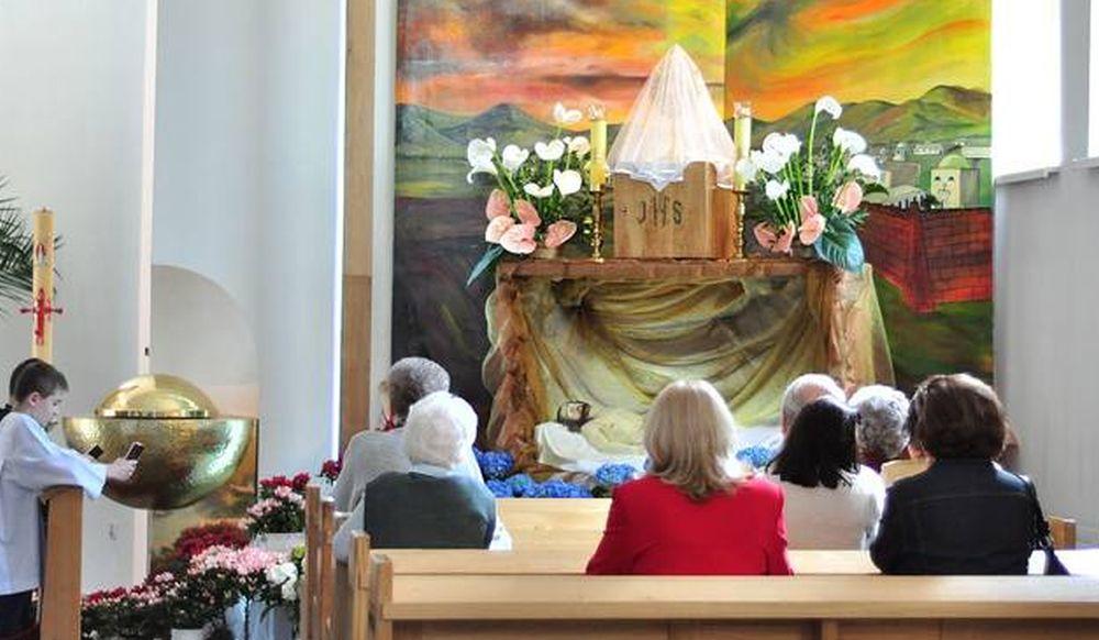 Podkarpacie: Wielkanoc z obostrzeniami! Jak wygląda przestrzeganie obostrzeń w kościołach? - Zdjęcie główne