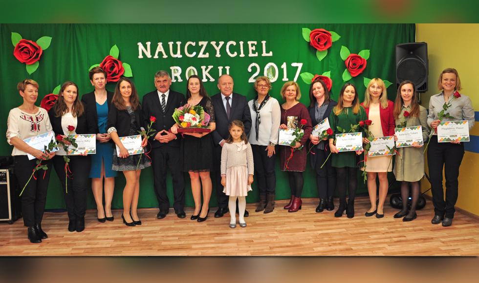 """Katarzyna Marut z przedszkola w Raniżowie """"Wzorem dla przedszkolaka"""" roku 2017  - Zdjęcie główne"""