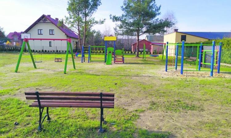 Na osiedlu Domowe w Raniżowie powstał plac zabaw - Zdjęcie główne