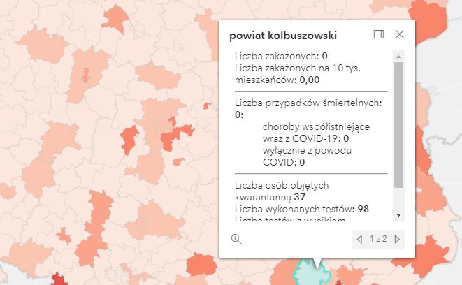 Koronawirus na Podkarpaciu. Nowe zakażenia [czwartek - 19 sierpnia] - Zdjęcie główne
