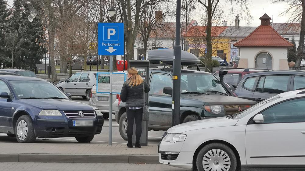 Kolbuszowa. 15 pytań o płatną strefę parkowania  - Zdjęcie główne